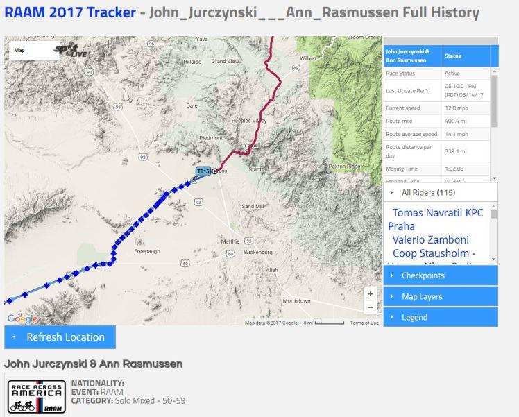 JandA tracker 3