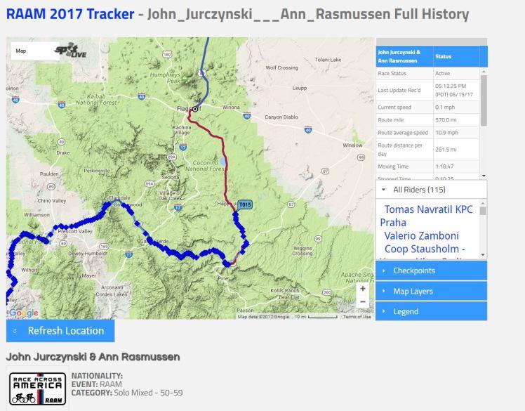 JandA tracker 5