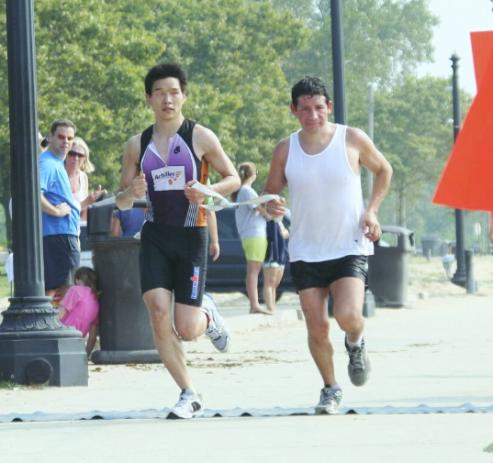 jack chen running